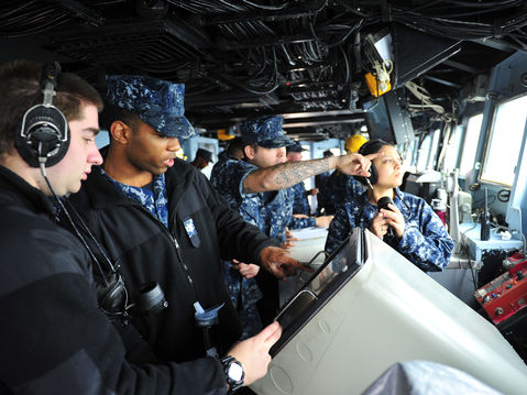 Shipboard Readiness Engineering Training & Support